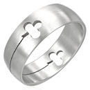 stainless steel ring SDU062