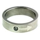 stainless steel ring RRJ0043