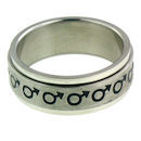 stainless steel ring RRJ0066
