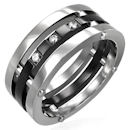 stainless steel ring WSE035