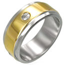 stainless steel ring WSE046